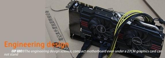 Externer Grafikkarten-Adapter - EXP GDC Beast Laptop External Independent Video Card Dock