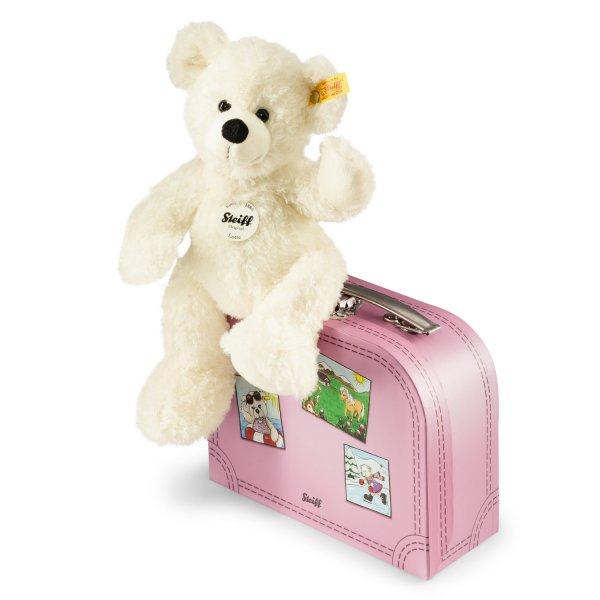 STEIFF Lotte Teddybär im Koffer - 24,90 € - babymarkt - evtl. 6 % Qipu
