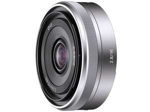 Sony SEL-16F28 E-Mount Objektiv @Amazon.fr