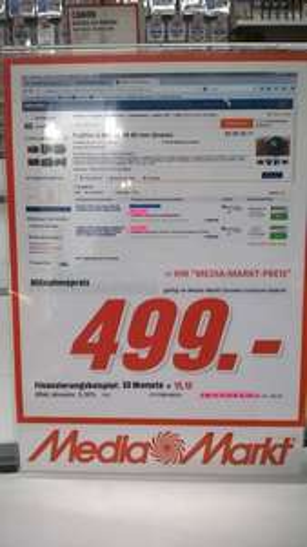Fujifilm X-M1 Kit 16-50 mm (braun) [LOKAL @ Mediamarkt Dresden Centrum Gallerie]