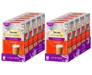 [REAL BUNDESWEIT] KW05: 2x Jacobs Momente Chai Latte für 1,25€/Packung (Angebot + Coupies) [LIMITIERT: 10x pro Account]