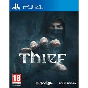 Thief (PS4) für 22 € @thegamecollection.net