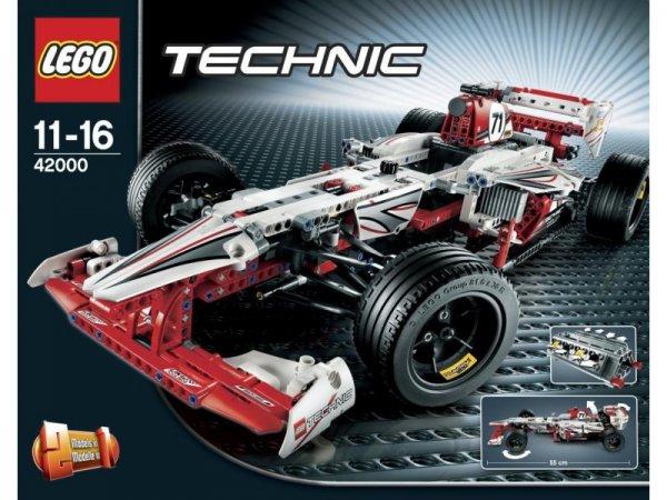 [spielemax.de, Abholung in Filiale] Lego Technic - Grand Prix Racer (42000) für 67,99 € mit GS-Code