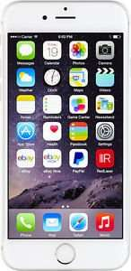 iPhone 6 64 GB Silber 749 €  @ebay - iPhones24