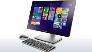 "Lenovo IdeaCentre A740 (Core i5-4258U, 8GB RAM, 1TB SSHD, GeForce GT840A, 27"" FHD Multitouch, DVB-T, Win 8.1) - 1.199€ @ Comtech"