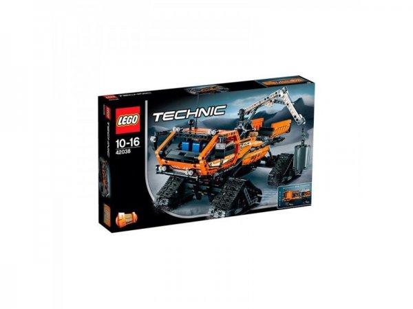 LEGO Technic 42038 Arktis Kettenfahrzeug, bei SpieleMax, für 58,93€
