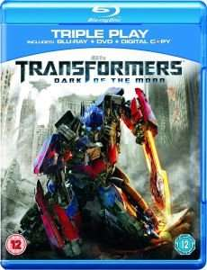 Transformers 3: Dark of the Moon (Blu-Ray+DVD+Digital Copy) für 3,59€ @Zavvi.com