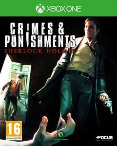 Sherlock Holmes: Crimes & Punishments für Xbox One (amazon.fr)