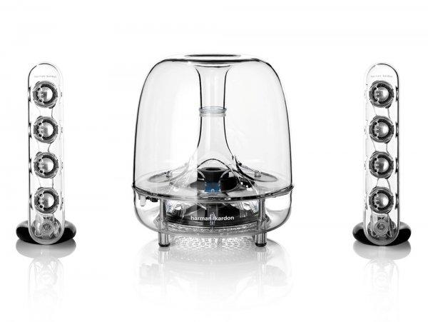 Harman Kardon SoundSticks III Wireless 2.1 Lautsprechersystem, Bluetooth