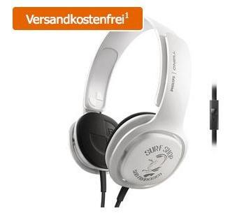 Philips O'Neill SHO3305 Cruz On-Ear Kopfhörer für 12,99€ inkl. Versand @ Gravis