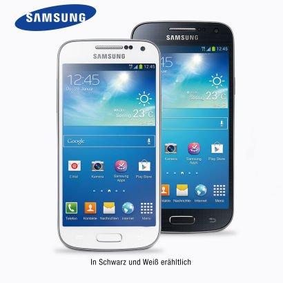 Aldi Nord Galaxy S4 mini ab 29.01 für 199 Euro