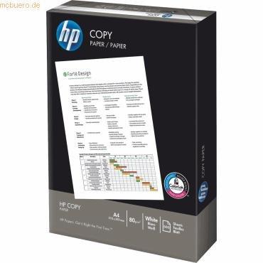 HP Kopierpapier 80g/qm 15x500 Blatt (1,72 Euro/500 Blatt) mit mpass @McBuero.de