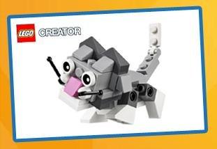 Lego Figur Gratis für Kinder bei Vedes
