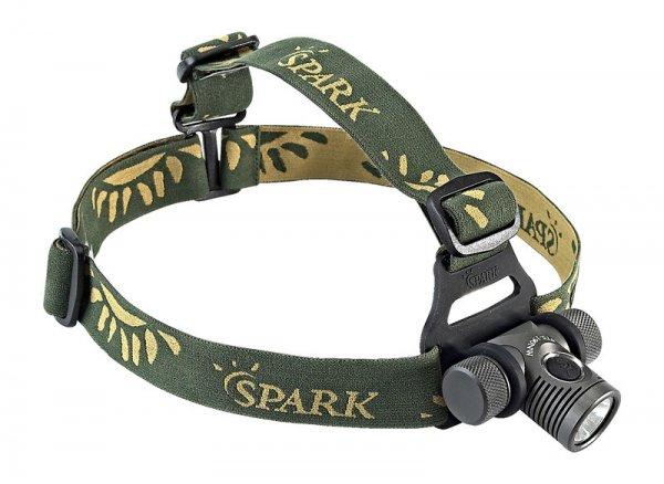 LED-Stirnlampe Spark ST5-220CW - AA-Akkus - Bestpreis