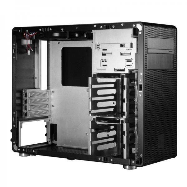 [WHD] Lian Li PC-V600FB (Midi-Tower, Micro ATX/mini ITX, Aluminium) ab 93,60€