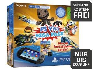 PS Vita Mega Pack 1 @Saturn Late Shopping