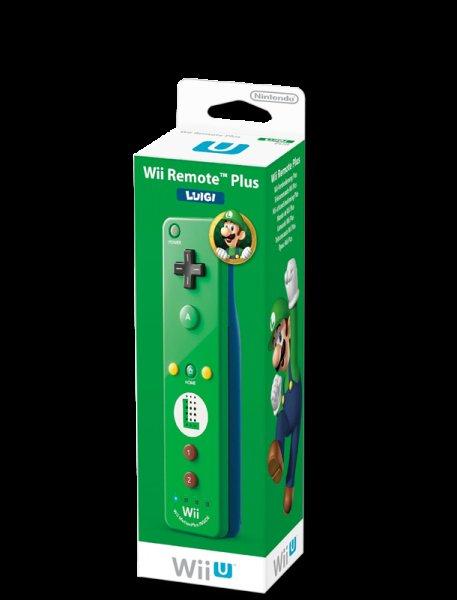 (Ebay-Deltatecc) Nintendo Wii U Remote Plus Mario Edition für 33€