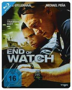(MediaDealer.de) (BluRay) End of Watch - Steelbook