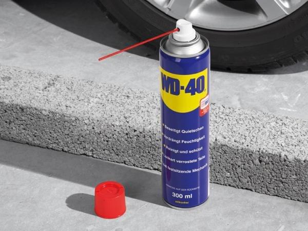 WD-40 Multifunktionsöl 300ml ab 29.01. bei Aldi Süd für € 2,59