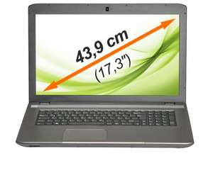 "MEDION AKOYA E7226 MD 99420 Notebook 17,3""/43,9cm Intel 500GB 4GB Windows 8.1 B-Ware @ebay 299,99€"