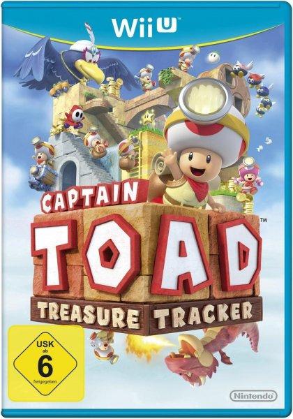 Captain Toad Treasure Tracker für 30,49€ mit 5€ Gutschein @voelkner.de und Lieferung am 23.01.