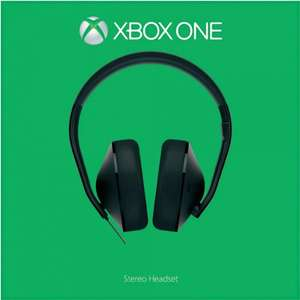 Xbox One Stereo-Headset für 34,23 €  @Digitalo.de
