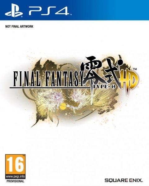 Final Fantasy Type 0 (PS4) für 33,33€