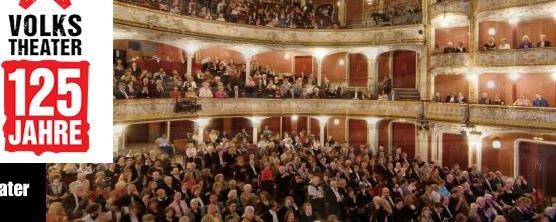 Für 5 EUR ins Volkstheater Wien, mit etwas Glück auf guten Plätzen