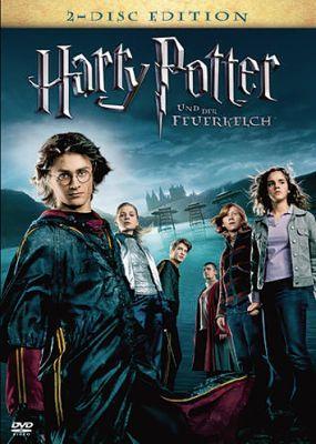 Harry Potter und der Feuerkelch (DVD - 2 Disc-Edition) 3,99€ + 3,95€ VSK