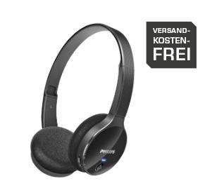 Philips SHB4000 Bluetooth® Kopfhörer für 22€ inkl. Versand @Saturn.de