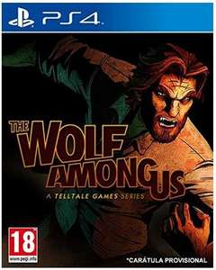 The Wolf Among Us (PS4/Xbox One) für 18,52€ @Amazon.es