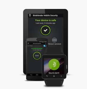 Bitdefender Mobile Security 6 Monate kostenlos (Android)