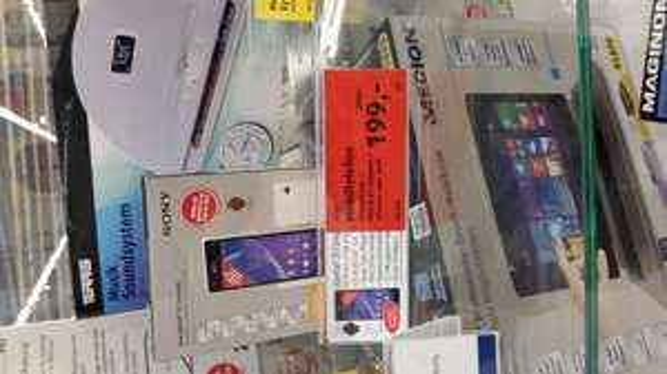 [Lokal] Aldi Hennef? Sony Z1 Compact 199€