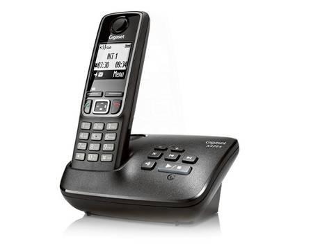 Gigaset A420A Single mit Anrufbeantworter (B-Ware) für 22€ @Meinpaket