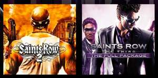 Saints Row 2 + Saints Row 3 Full Package (Steam) ab 4,37€ @Bundlestars