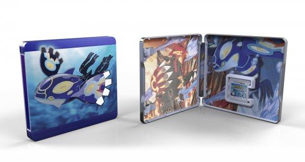 [Saturn] Pokemon Alpha Saphir Steelbook Edition für 34,99€ (Selbstabholung) / 36,98€ (Versand) - 15% Ersparnis
