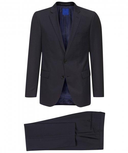"""Joop Herren Anzug """"Finch-Brad"""" schwarz & blau @engelhorn"""