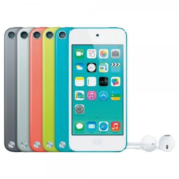 iPod Touch 5. Generation 16 GB spacegrau Retina Display  - 170,12 EUR @ conrad