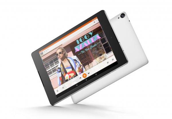 [Orange Store] HTC Google Nexus 9 WIFI / 16GB in weiß für 341,99€ - 11% Ersparnis // 323€ bei Amazon.fr