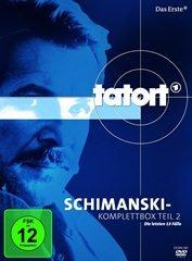 DVD Tatort: Schimanski Komplettbox Teil 2 - 13 Fälle - 39,95€ - ARD Video Onlineshop