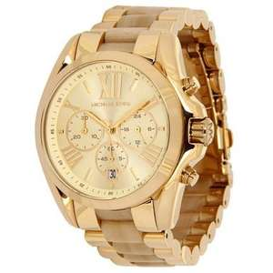 [Amazon] Michael Kors Bradshaw MK5722 Damen-Armbanduhr XL