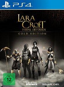 Lara Croft und der Tempel des Osiris Gold Edition PS4 (Download) für 13,05€ @ PSN Store