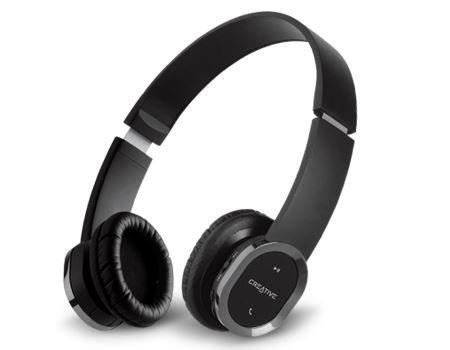 Creative WP450 Bluetooth Kopfhörer mit Mikrofon