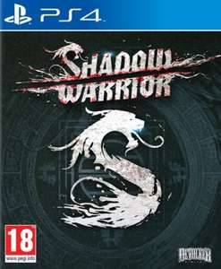 Shadow Warrior PS4 für ca. 23€ bei Amazon.co.uk