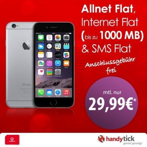 Vodafone Smart L mit Iphone 6 16gb