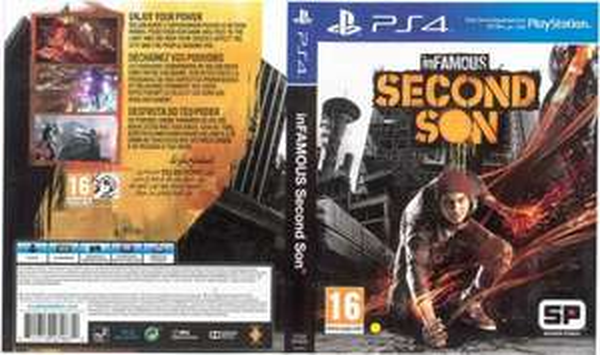 @Meinpaket Infamous Second Son für 24,90 € Playstation 4