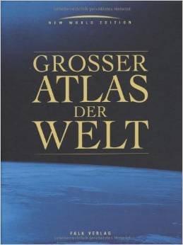 Falk Großer Atlas der Welt für 10€ inkl. Versand bei Marco Polo
