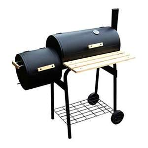 Sinusline Smoky Chef BBQ Smoker 115x55x105bei Amazon