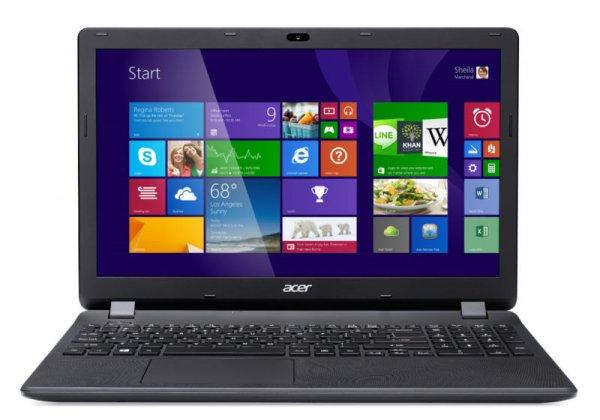 "[eBay WOW] Acer Aspire ES1-512-22P1 / 15"" / Quad-Core / Win 8.1"