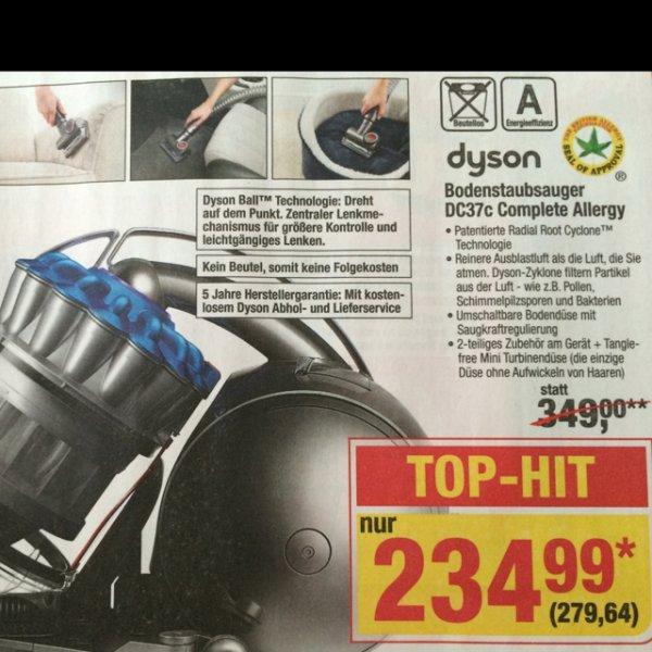 Dyson DC37c Allergy Complete